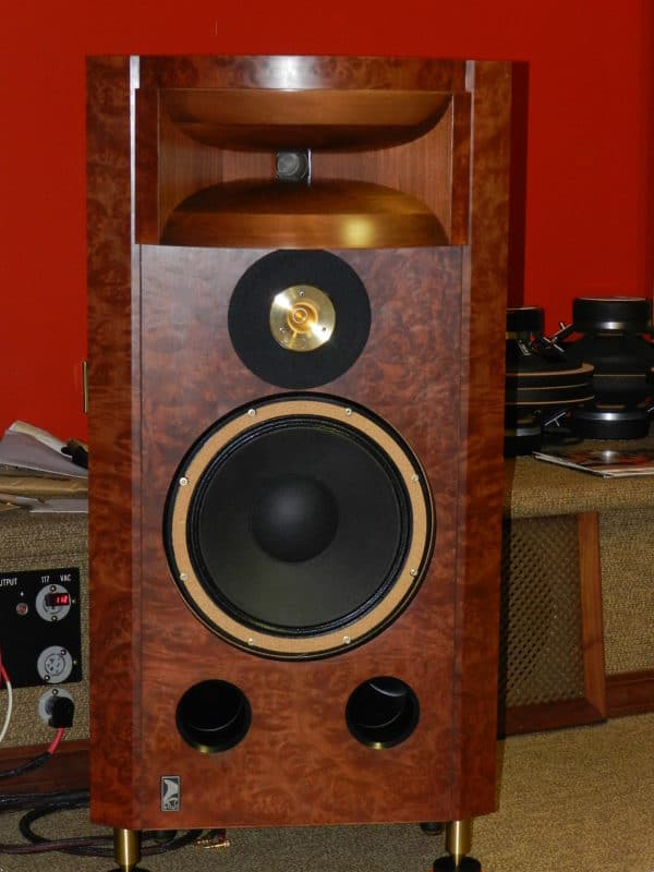 Classic Audio Loudspeakers T-3.4 Field Coils Horn Speakers