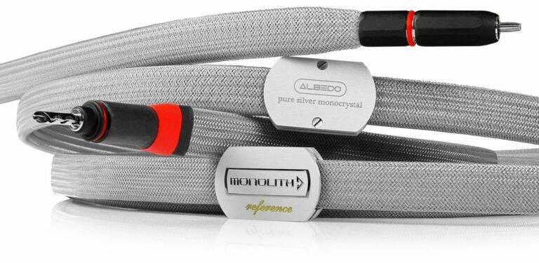 Albedo Silver Monocrystal Audio Cables