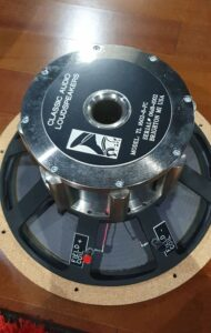 Field Coil Speaker Driver Classic Audio Loudspeakers