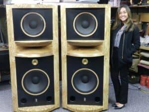 Field Coil Speakers From Classic Audio Loudspeakers