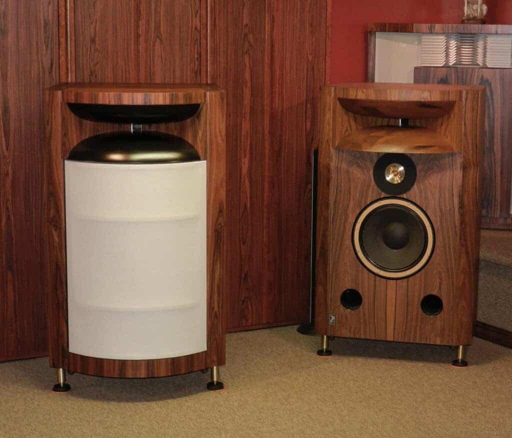 Field Coil Horn Speakers